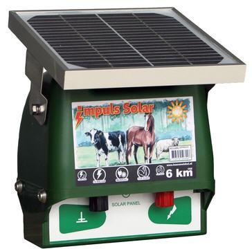 Weidezaun solar